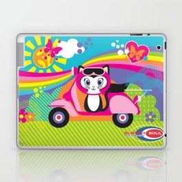 Baby Scoot ( Girls ) Laptop & iPad Skin