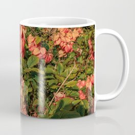 Manchester Roses Coffee Mug