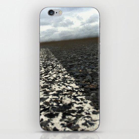 dirt roads iPhone & iPod Skin