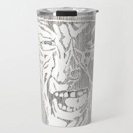 Freddy Krueger by Aaron Bir Travel Mug