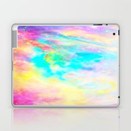 Abstract Galaxy : Bright & Colorful Laptop & iPad Skin