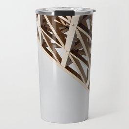 Struktur Holz Travel Mug