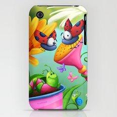 Optimistic Zoom iPhone (3g, 3gs) Slim Case