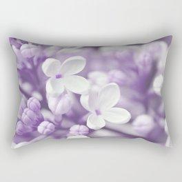 Lilac 167 Rectangular Pillow