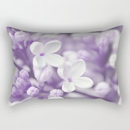 Lilac 167 Rectangular Pillow
