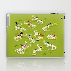 Crocodile Couture Laptop & iPad Skin