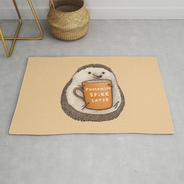 Pumpkin Spike Latte Rug