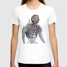 K2SO Watercolor Painting T-shirt