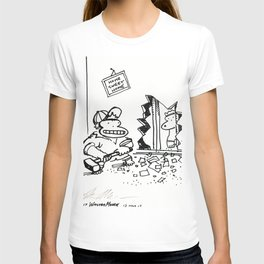 Ape Builders Remodel a Wall T-shirt