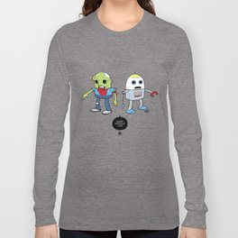 Zombie+Bot Long Sleeve T-shirt