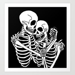 Backstabber Art Print