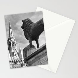 The Brunswick Lion and Town Hall Stationery Cards