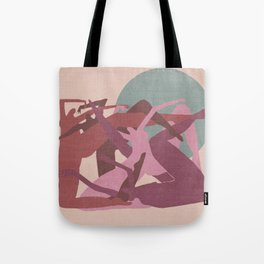 Witches in the Full Moon Tote Bag
