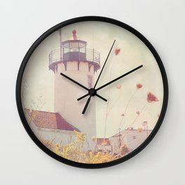 East Point Lighthouse Wall Clock