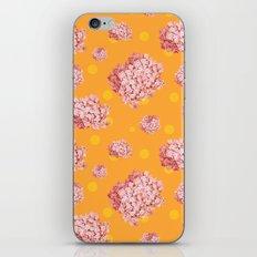 hydrangea polka iPhone & iPod Skin