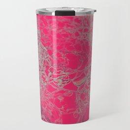 Pink Lava Travel Mug