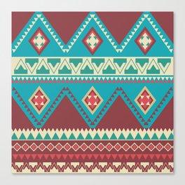 native dreams Canvas Print
