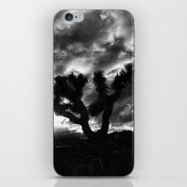 Black Waltz. iPhone Skin