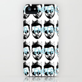 Emperor Forever iPhone Case