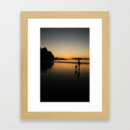 this is old. Framed Art Print