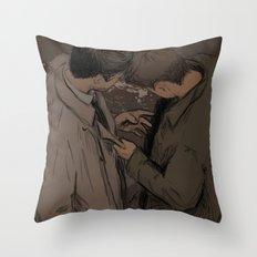 Profound Bond Throw Pillow