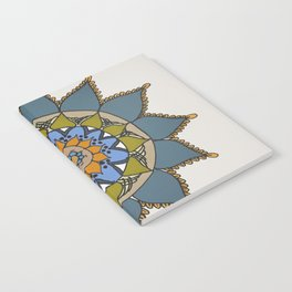 Mandala by Motilal Notebook