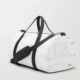 Queens-are-born-in-June Duffle Bag