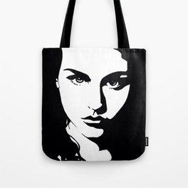 Frances Bean Cobain Tote Bag