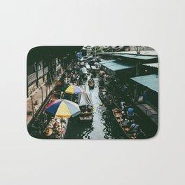 BANGKOK III / Thailand Bath Mat