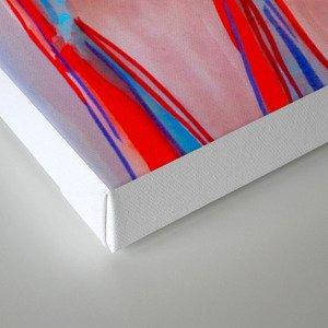 Aerial Quartet Canvas Print