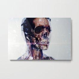 Bodyshape Metal Print