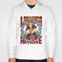 artrave Hoodies featuring BARCELONA VENUS: ARTRAVE by Felipe Jiro