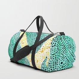lemon wheel Duffle Bag