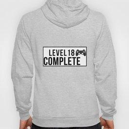 level 18 complete Hoody
