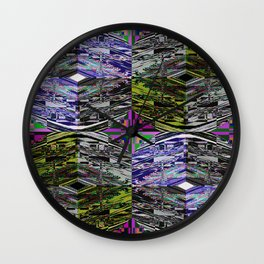 Practical Hypertext Wall Clock