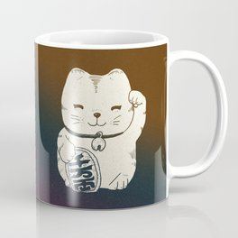 FORTUNE CAT Coffee Mug
