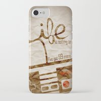 nintendo iPhone & iPod Cases featuring Life - Nintendo by Donkey Inferno