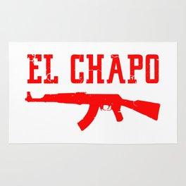 EL CHAPO Rug