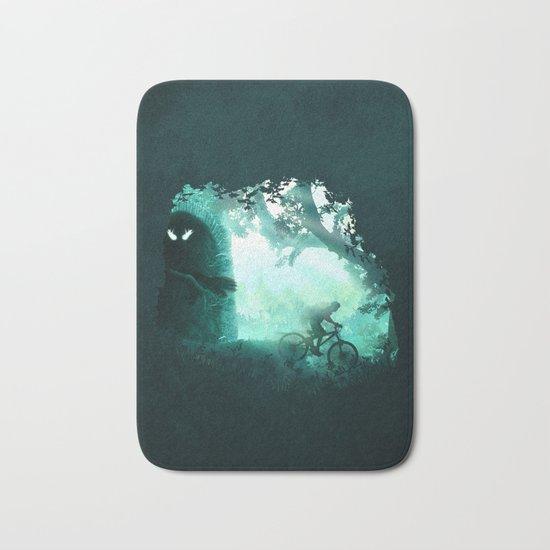 Meet the Monster Bath Mat