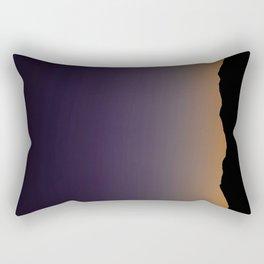 Gloaming Gradient Rectangular Pillow