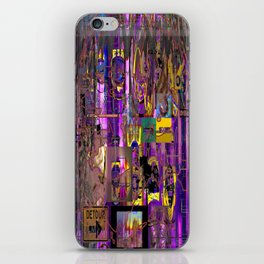 A Litany (of Complaints) [A.N.T.S. Series] iPhone Skin