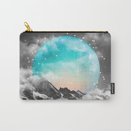 It Seemed To Chase the Darkness Away Carry-All Pouch