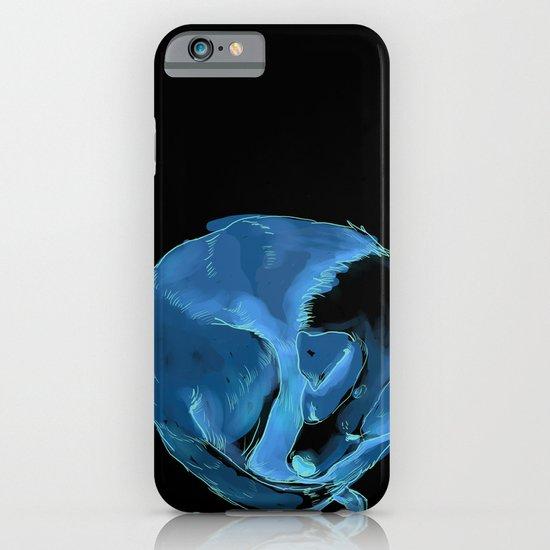 Sleeping Dog iPhone & iPod Case