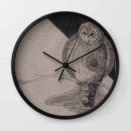 Hanus Crux Wall Clock