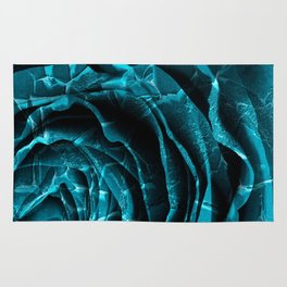 Nuclear Winter Rose Rug
