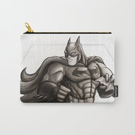 Fifty Shades of the Bat Carry-All Pouch