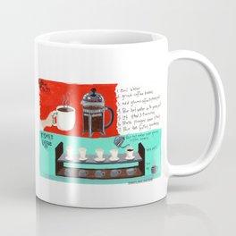 History of Coffee Coffee Mug