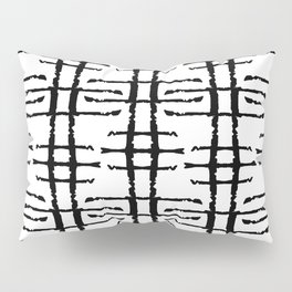 LETTERNS - E - Papyrus Pillow Sham