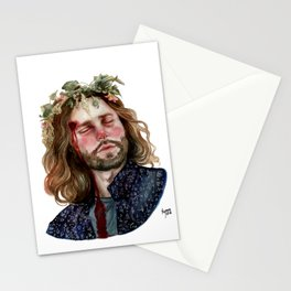 COME ON BABY LIGHT MY FIRE, NOT MY SOUL Stationery Cards