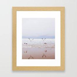 Weightless Framed Art Print